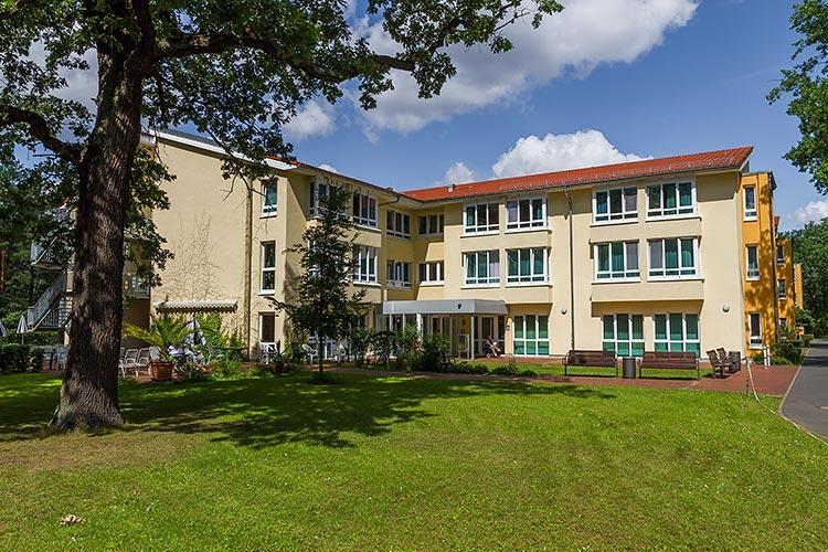 Haus der Betreuung und Pflege Biesdorf-Süd