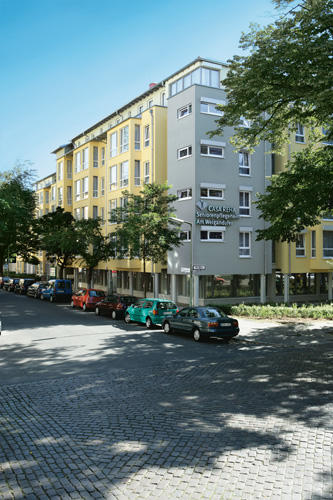 Haus am Weigandufer Berlin-Rixdorf