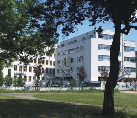 Pflegewerk Senioren Centrum Wisbyer Straße